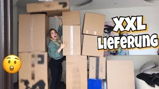 XXL Lieferung 😲 WAS ist in diesen Paketen ?! 😱 | Bibi