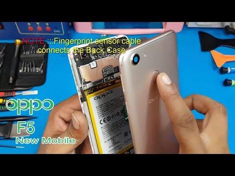 promo code dab65 25883 OPPO F5 - How to Open OPPO F5 Back Panel and Fingerprint Sensor ...