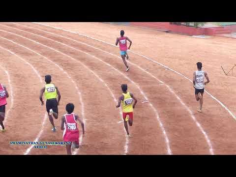 BOYS U17  400m  RUN FINAL. 60Th TAMIL NADU STATE REPUBLIC DAY SPORTS MEET  - 2017-18