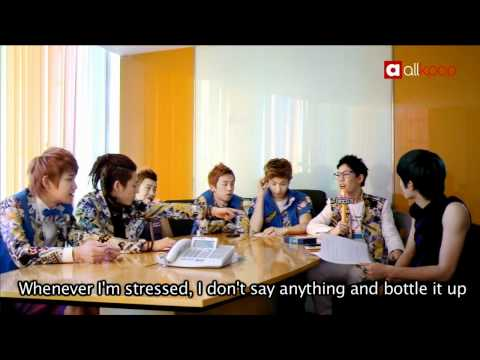 [Exclusive] allkpop Interview with Block B [2011.06.23]