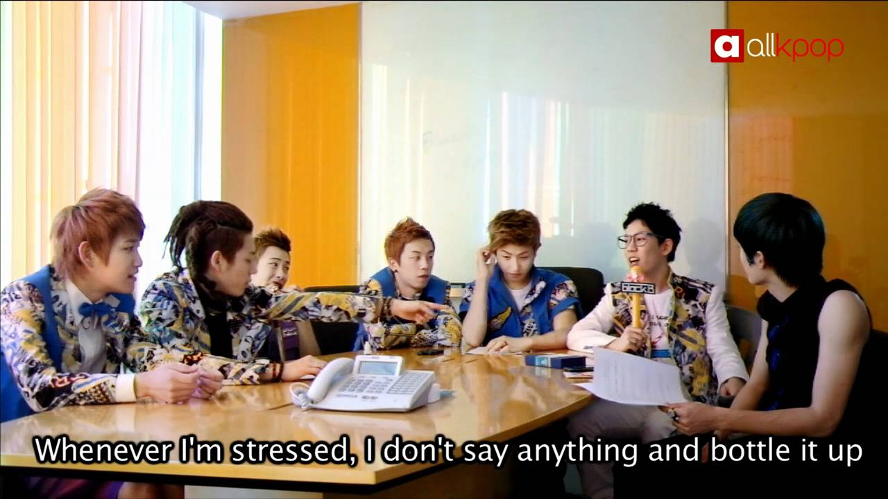 Exclusive] allkpop Interview with Block B [2011.06.23] - YouTube