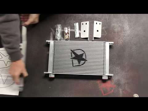 What's In The Box - Max-Flow Transmission Cooler For Duramax Diesel