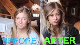 TV SHOW MAKE UP! Get Ready With Me | Shawn Johnson
