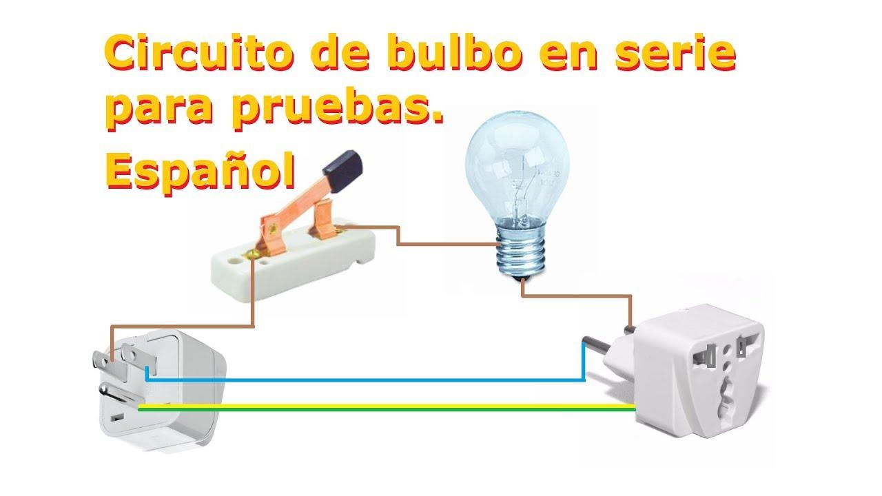 con Bombilla contra o serie para cortocircuito protección lampara bulbo circuito yNwv0OmP8n