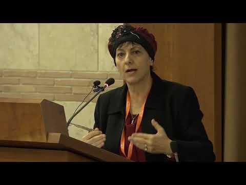 Peta Pellach - Rome Conference on Forgiveness