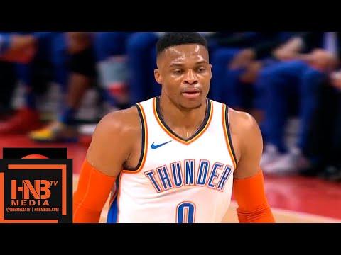 Oklahoma City Thunder vs Detroit Pistons 1st Qtr Highlights | 12.03.2018, NBA Season