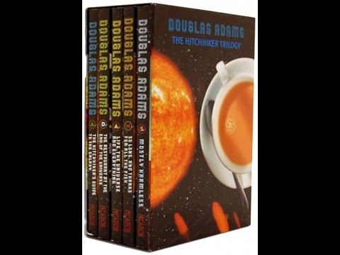 Douglas Adams Hitchhikers Guide To The Galaxy Pdf
