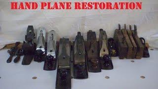 Hand Plane Restoration #2.