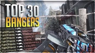 One of FaZe Agony's most viewed videos: 8 KILLS IN 1 SHOT & THE LUCKIEST TRICKSHOT!! - TOP 30 BANGERS #62