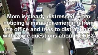 Shoplifter & Scammer Team