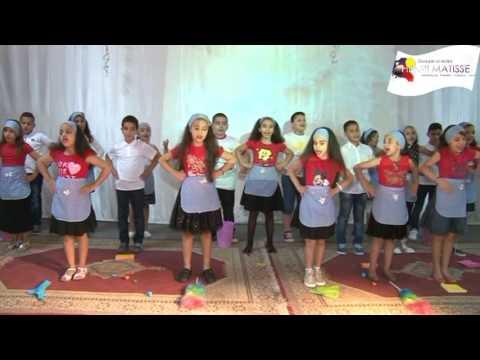 Fête de fin d'année CE2 CM1 Groupe scolaire HENRI MATISSE