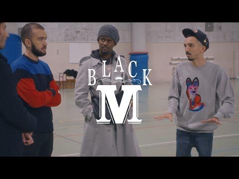 Youtube: Black M – Je dévoile la photo de ma rencontre avec BigFlo et Oli en 2012
