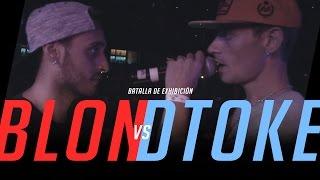 BLON VS DTOKE BDM Madrid 2016 (Oficial)