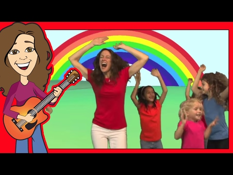 Jump! Children's song by Patty Shukla (DVD version)