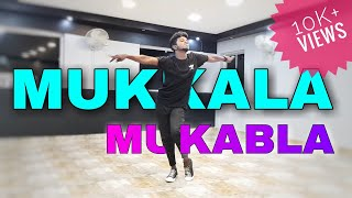 Mukkala Mukabla | Kadhalan | Dance And Tutorial | Choreography By Ajay | The Dance Hype