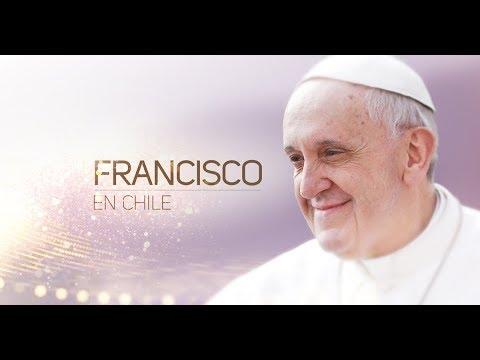 EN VIVO | Señal oficial Papa Francisco en Chile