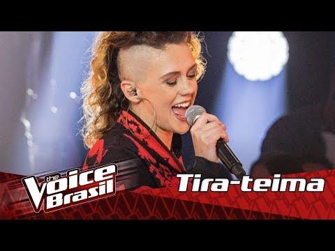 "Aline Peixoto canta ""Higher Ground"" no 'Tira-Teima' – 'The Voice Brasil' | 6ª Temporada"