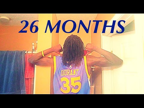 Dreadlock Journey (2 Years 2 Months)