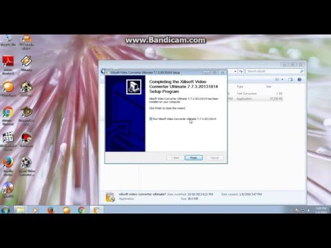 How To Install Xilisoft Video Converter   Cara Install Xilisoft Video Converter