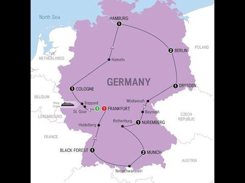 TRAFALGAR Best of Germany 5th - 16th Sept 2016