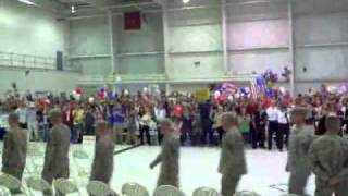 Uncut: 94th Military Police Company Comes Home