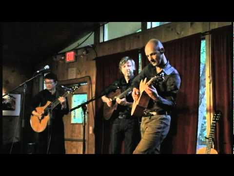 "California Guitar Trio - ""Echoes"" live @ Bearsville Theater"