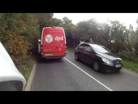 YK14WZG DPD incident