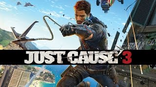 Just Cause 3 Gameplay Trailer E3 2015 Square Enix Conference
