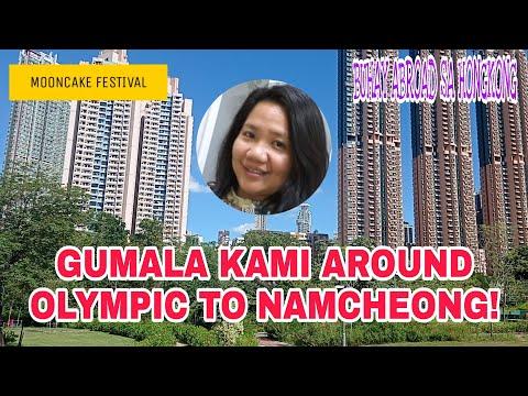 BUHAY ABROAD   HOLIDAY   MOONCAKE FESTIVAL   OLYMPIC   NAMCHEONG   GINA ABEGONIA