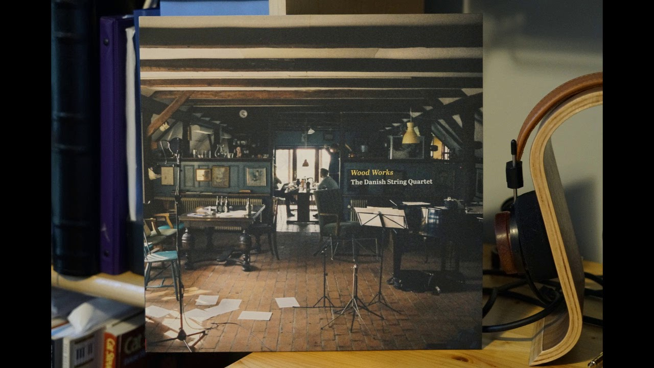 The Danish String Quartet - Old Reinlender From Sonndala (Vinyl)