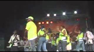 Mass Kompa Gracia Delva Live - Wyclef Jean & Dabenz & Roberto T-vice  - Musique En Folie 2007