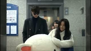 Sandara Park and Kim Young Kwang - Dr Ian Mini Drama Series