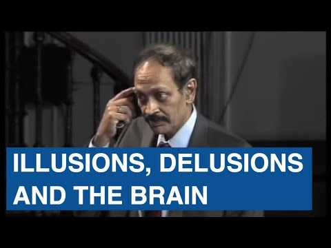 Illusions, delusions and the brain. A Ramachandran lecture o