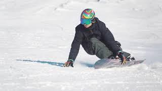 Экстремальный карвинг на сноуборде, каким он должен быть :) Школа Funcarve