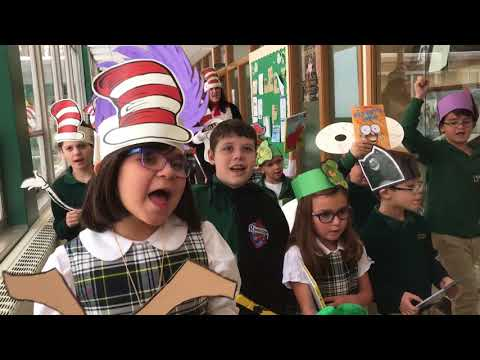 Southern Tier Catholic School's Fantastic Scholastic Book Parade
