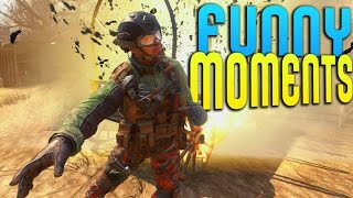 Black Ops 2 Never Before Seen Moments - Funny Voices, Killcam Fail, Wanna Know Why?