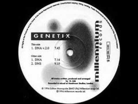 GENETIX-DNA V2.0