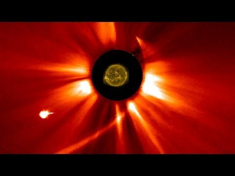 NASA | Comet ISON's Full Perihelion Pass