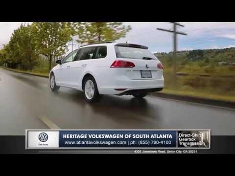 2015 Volkswagen Golf SportWagen for Sale in Atlanta | Atlanta Volkswagen | VW Peachtree City Newnan