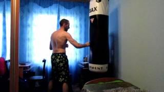 как подвесить боксерский мешок 2(подтверждение к 1 видео как подвесить боксерский мешок 1 видео http://youtu.be/iL0qKRkTZs0., 2016-10-09T07:33:33.000Z)