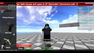 ROBLOX:LUV Left 2 die Game Review