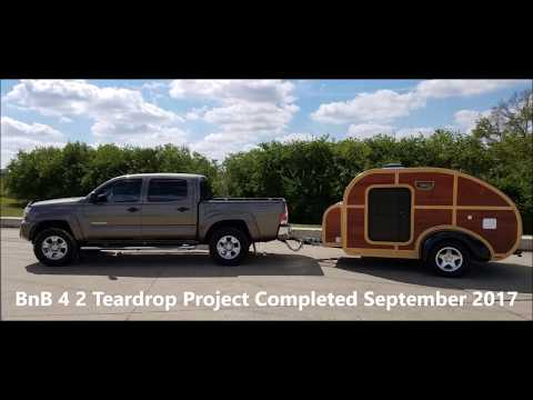Teardrop Camper Build (BnB42)