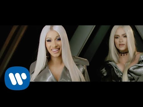 Cardi B - Ring (feat. Kehlani) [Official Video]