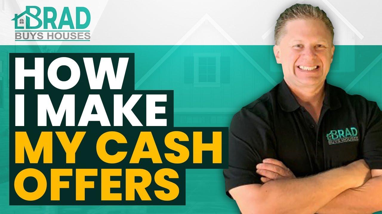 How I Make Fair Cash Offers