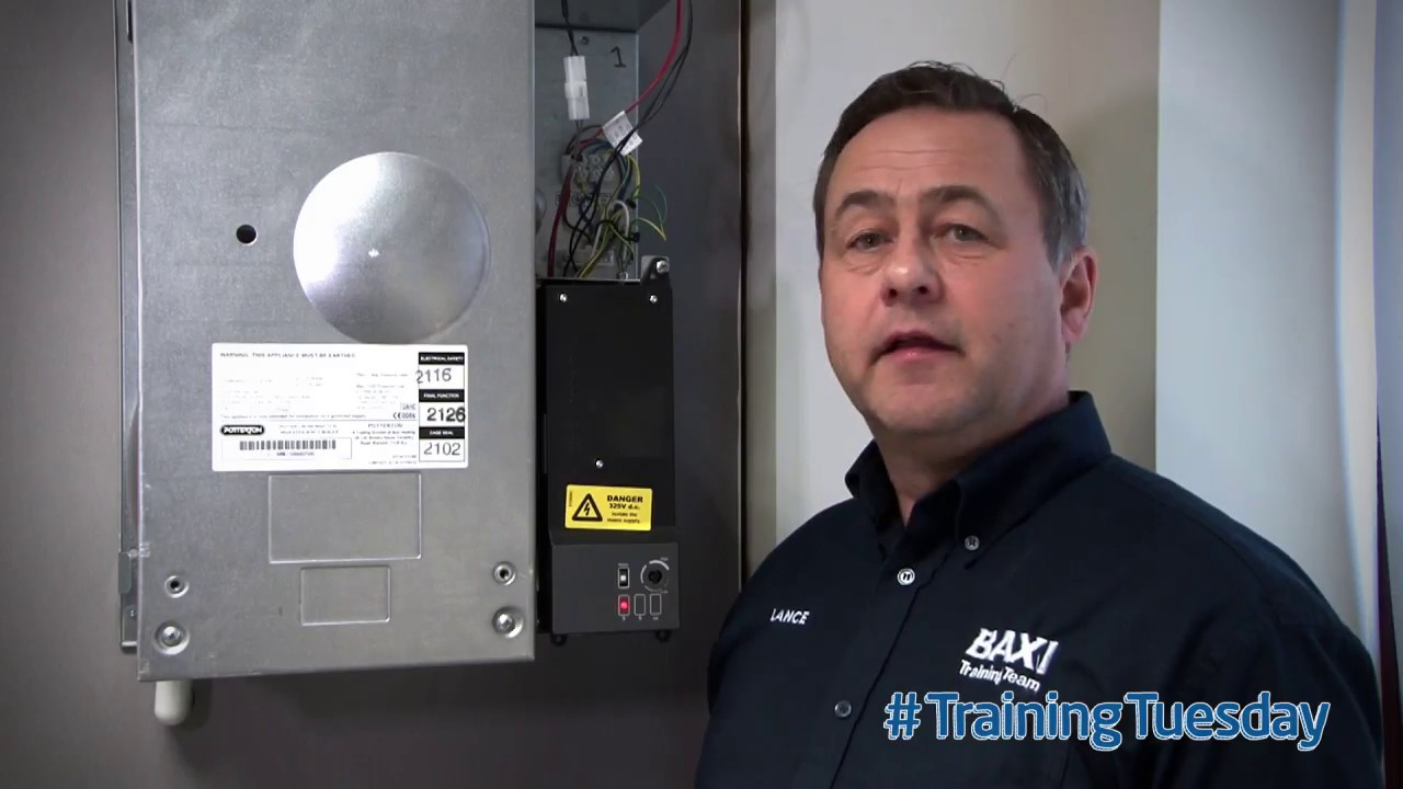 How to identify a primary flow switch fault on Potterton Promax SL Heat  only boiler