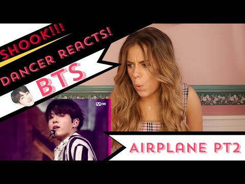 방탄소년단 - (BTS - Airplane Part.2) │BTS COMEBACK SHOW - Dancer Reacts!