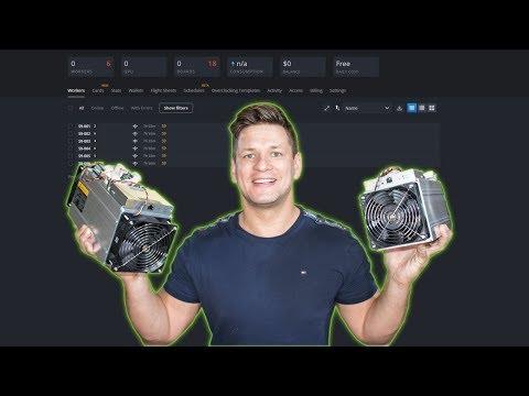 Bitcoin Mining   Bitmain Antminer S9 HiveOS Custom Firmware !?