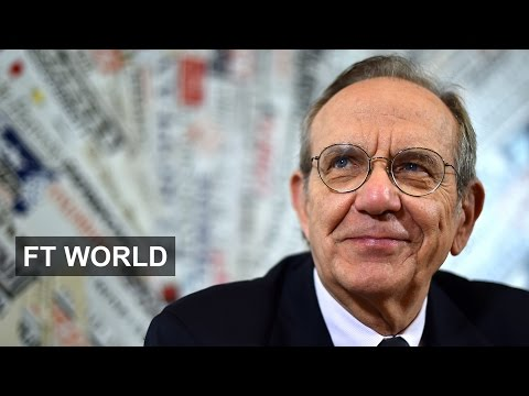 Padoan on Italy's budget strategy | FT World