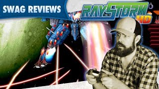 REVIEW: Raystorm HD Review (XBOX 360 Live Arcade) shooter and shmup