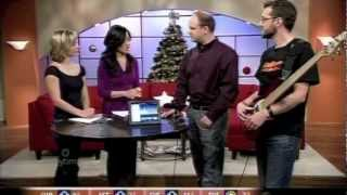 Roger's Daytime Ottawa featured the Anytune music slow downer app for iOS